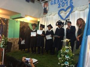 Congrats Colegio Bilingüe Esperanza Class of 2015!!!